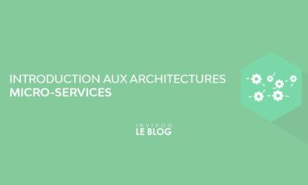 Introduction aux Architectures micro-services
