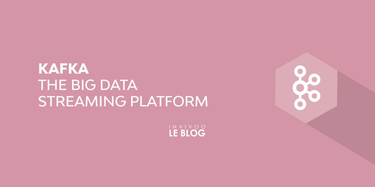 Kafka: the Big Data streaming platform