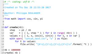 À la vitesse du Python - Blog Invivoo